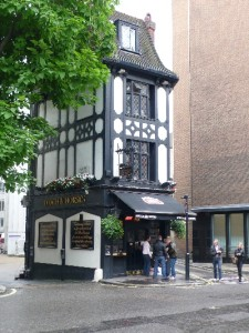 Coach & Horses English Pub